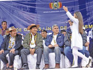Proceso en Chapimayu  desata voces de rechazo