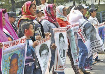 México lucha por hallar a miles de desaparecidos