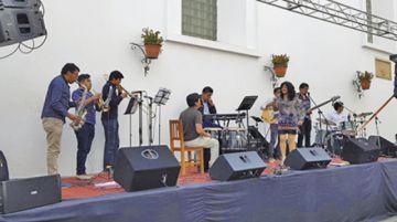 Muestran resultados de Sucre Big Band