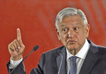 Gobierno mexicano abre proceso a su predecesor