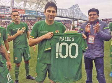 Raldes, histórico capitán, pone fin  a su lúcida carrera