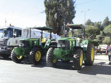 Abren centro de mecanización agrícola