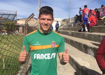 Sebastián Cavallín se convierte en el primer refuerzo de la U para la Copa