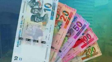 El BCB descarta  la circulación  de billetes falsos