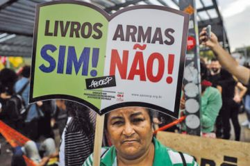 Brasil: Miles de personas desafían a Jair Bolsonaro