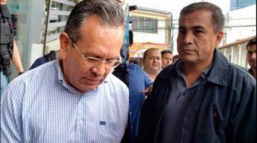 Moreira será trasladado a Santa Cruz y Medina permanecerá en La Paz
