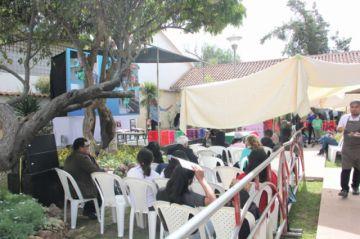 El Manq'a Tinku visibiliza a jóvenes emprendedores
