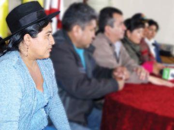 Asamblea Departamental, en manos de una mujer