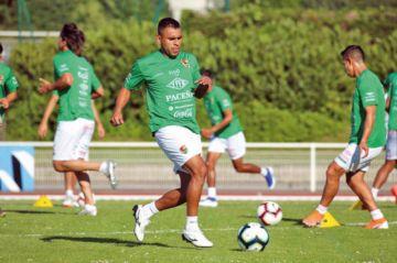 Bolivia ya tiene  a los 23 jugadores que irán a Brasil
