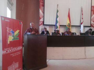 El MAS socializa su proyecto de Gobierno con miras al Bicentenario