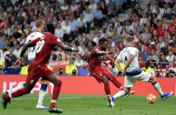 Liverpool gana la Champions