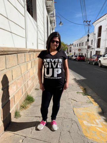 ¿Fanáticos del Liverpool en Sucre, en Bolivia?