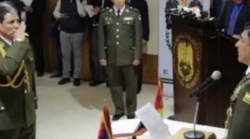 Subcomandante de la Policía solicita su pase al servicio pasivo por motivos personales