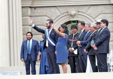 Presidente de El Salvador plantea gobierno histórico