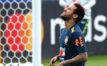 Neymar acusado por violación