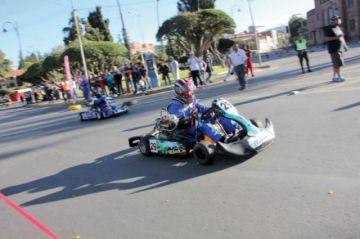 Karting apunta al Nacional
