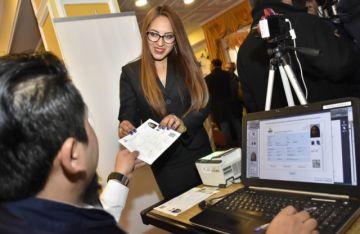 El TSE reporta más de 72 mil nuevos electores inscritos