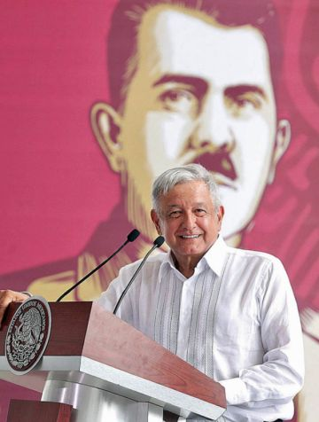 Partido del Presidente se consolida en México