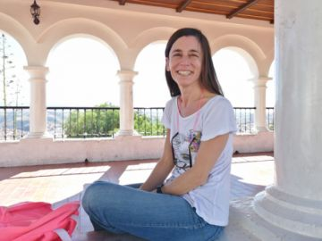 """María Cecilia Barbetta: """"Trato de desdibujar los límites territoriales"""""""