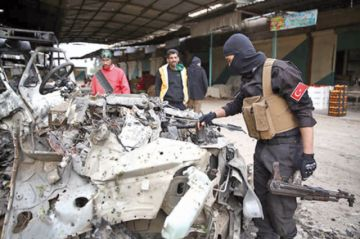 Un coche bomba deja 19 personas muertas en Siria