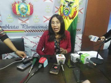 Diputada opositora pide informe al Fiscal General sobre caso Montenegro