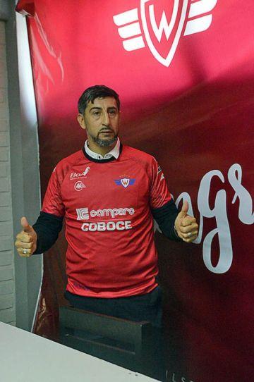 Argentino Cristian Díaz, nuevo DT de Wilstermann