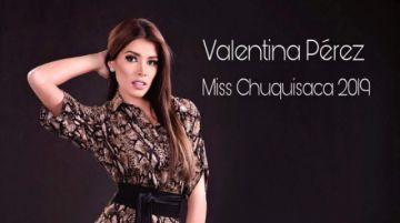 Apoya a Miss Chuquisaca en la página de Promociones Gloria