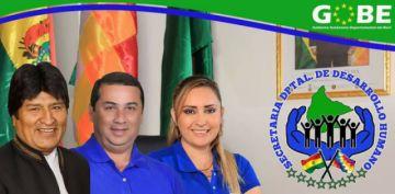 Detenida por narcotráfico postuló al TSJ, fue fiscal y ocupó alto cargo en Beni