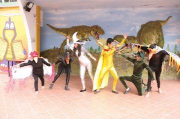 Postergan encuentro  de teatro infantil