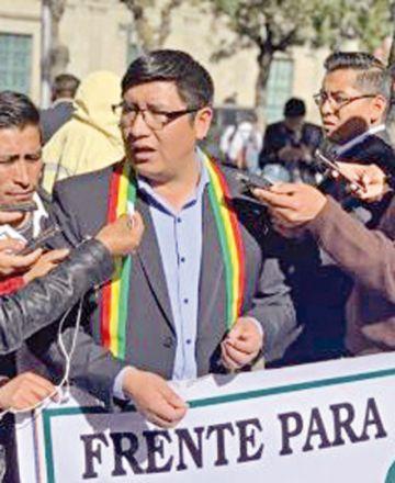FPV propone pena de muerte para corruptos