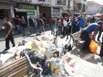 Abren el debate en Sucre  sobre el uso del plástico