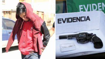 Capturan a cuatro presuntos sicarios en Cochabamba