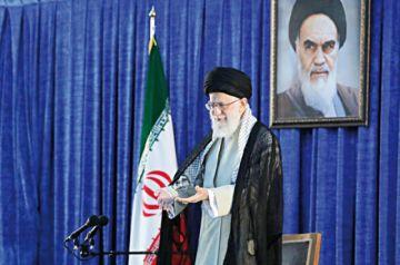 """Líder supremo de Irán convoca a """"resistir"""" a EEUU"""