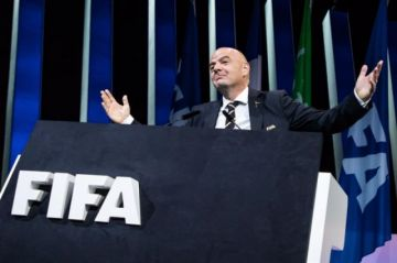 FIFA reelige a Infantino como su presidente hasta 2023