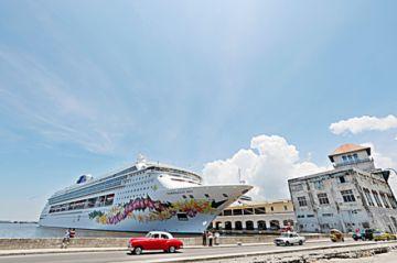 EEUU prohíbe los viajes de cruceros y aprieta a Cuba