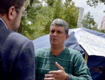 Suárez: El Gobierno encubrió  al clan narco Castedo Candia