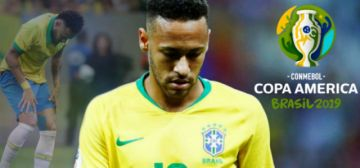 Oficial: Neymar Jr. queda fuera de la Copa América
