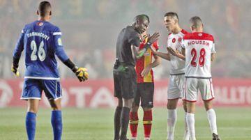 Repetirán la final  de la Champions del fútbol africano