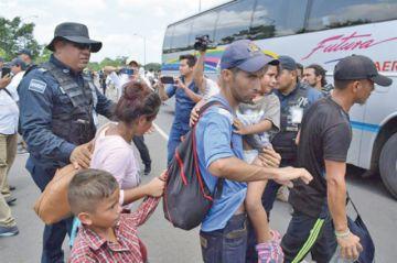 Aumentan las detenciones de inmigrantes