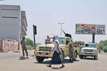 Sube la tensión entre militares y oposición en Sudán