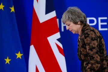 Reino Unido: Theresa May firma la carta de dimisión