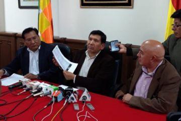 Magistratura presenta denuncia por caso de estafa múltiple en Santa Cruz