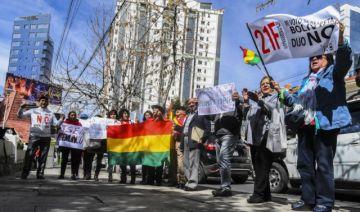 Convocan a marcha para exigir renuncia de vocales del TSE y defensa del 21F