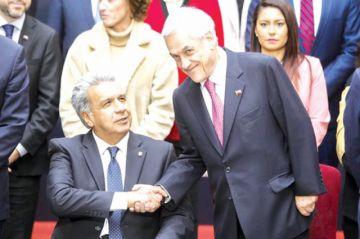Chile y Ecuador impulsan Tratado de Libre Comercio