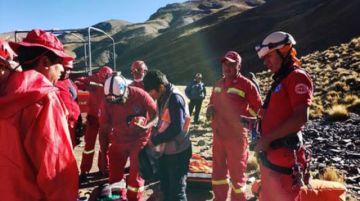 Alpinista español muere y otro resulta herido tras accidente en un nevado paceño