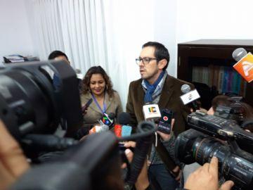 Fiscal defiende su accionar en la detención de Jiménez