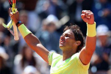 Nadal reafirma su grandeza y jugará su duodécima final en Roland Garros