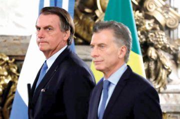 Macri y Bolsonaro se ratifican como socios estratégicos