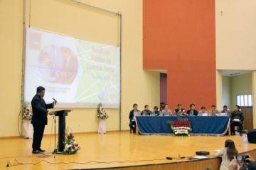 Municipio registra 21,1%  de ejecución financiera