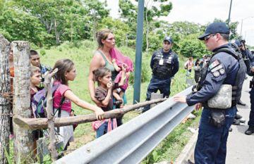 Trump suspende su intención de aplicar aranceles a México
